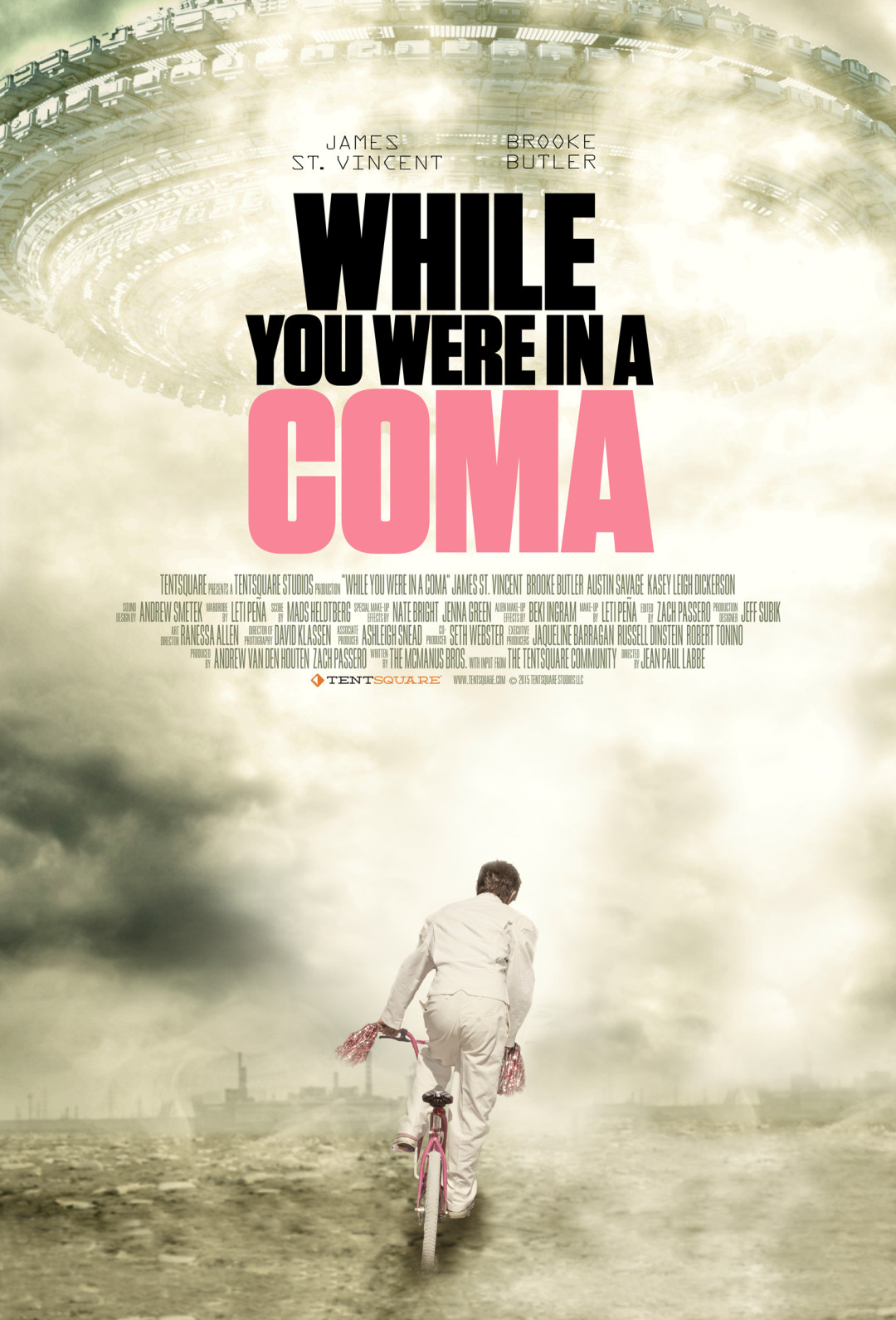 While You Were In A Coma Poster