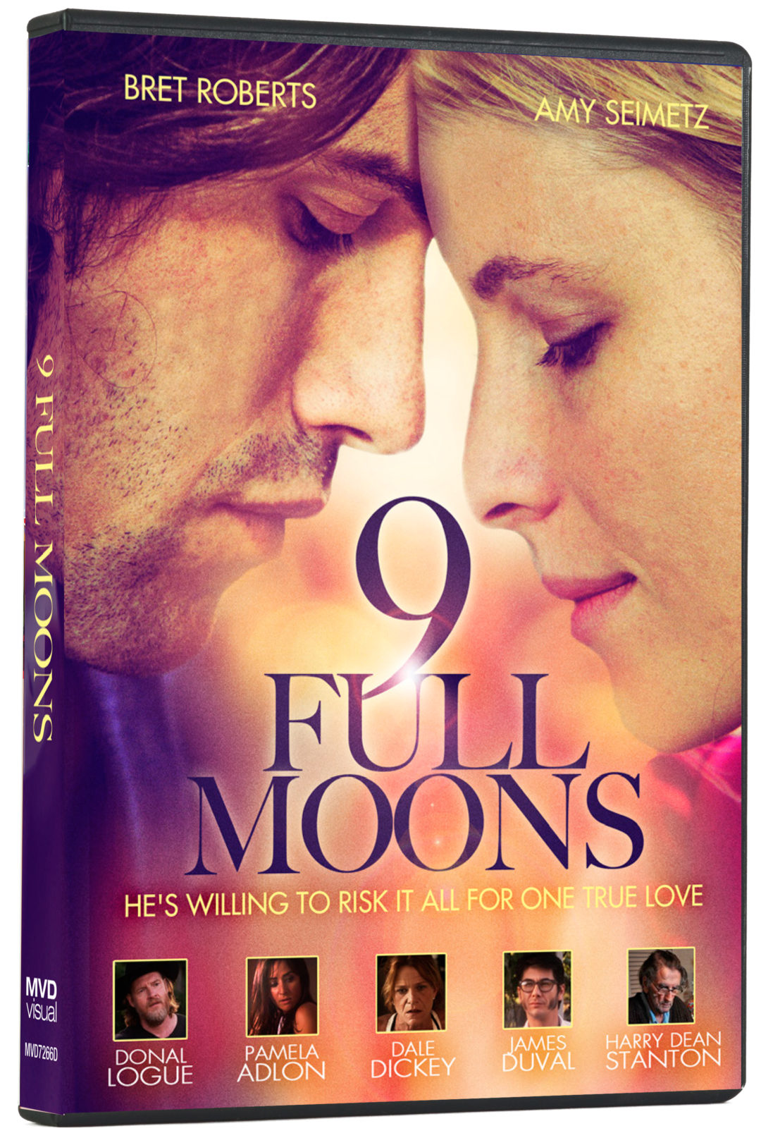 9 Full Moons DVD