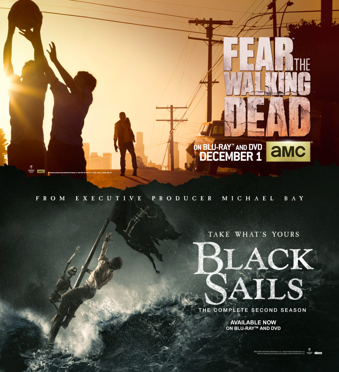 Black Sails/Fear the Walking Dead Ad