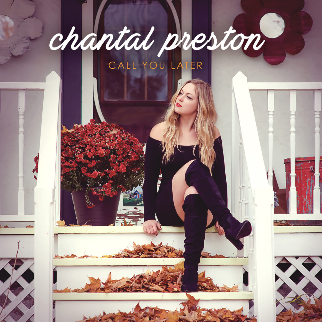 Chantal Preston Call You Later itunes Cover