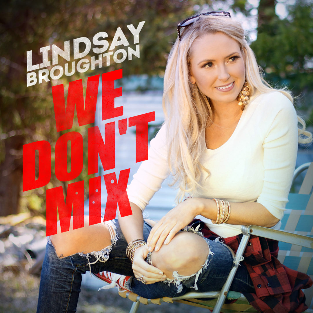 Lindsay Broughton We Don't Mix CD