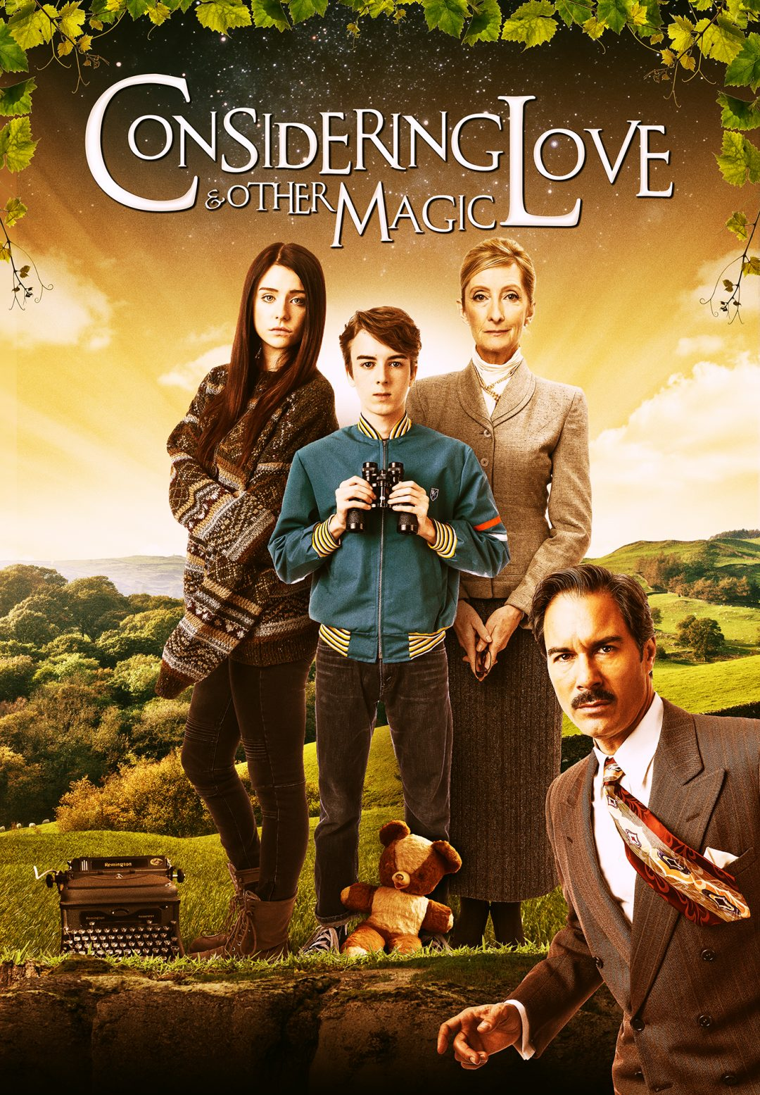 Considering Love and Other Magic Poster