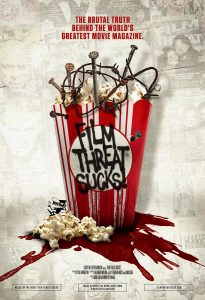 Film Threat Sucks Poster