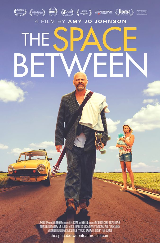 The Space Between Poster