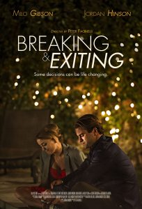 Breaking and Exiting Poster