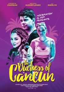 The Duchess of Cancun – Poster B