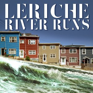 LeRiche – River Runs – Single Cover