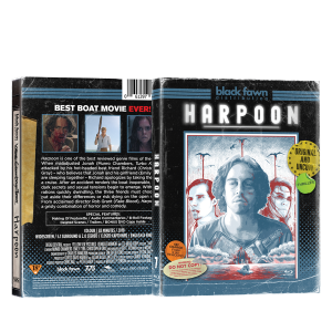 Harpoon Retro Slipcover