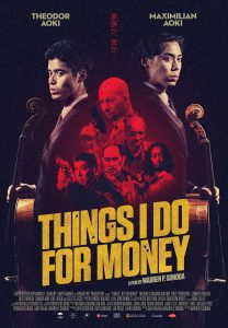 Things I Do for Money Alternate Design