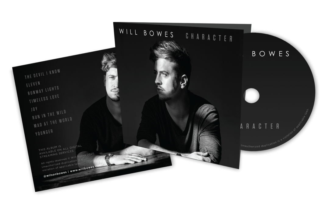 Will Bowes – Character